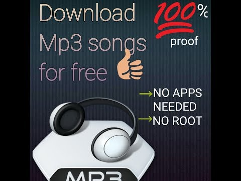 2 Most easiest tricks to download mp3 songs on Android (by URL)