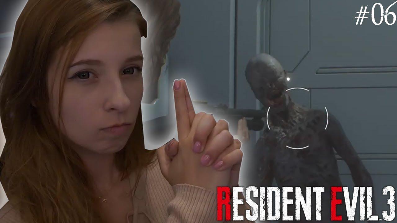 Resident Evil 3 z Nieuczesaną | Odcinek 6
