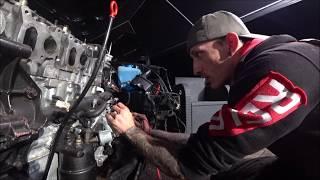 Wir bauen einen VR6 Turbo vom Sauger auf Turbotechnik. # Teil 3