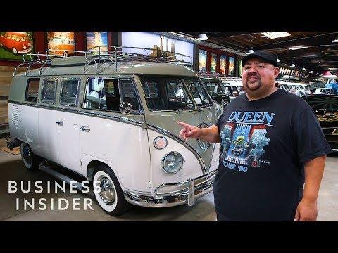 Inside Comedian Gabriel Iglesias' $3 Million Volkswagen Bus Collection