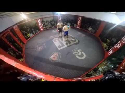 OFC 15 Yassin Najid (MMAFactory) vs Mohamed Akim Belalia (NSMTeamRosny)
