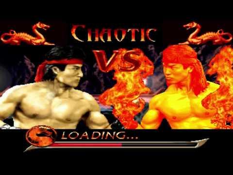 Mortal Kombat Chaotic Lets Go!!!!