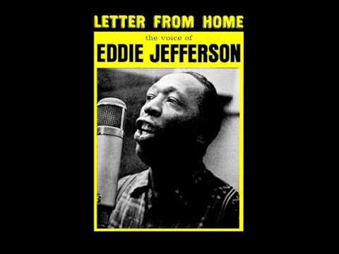Eddie Jefferson: Letter From Home