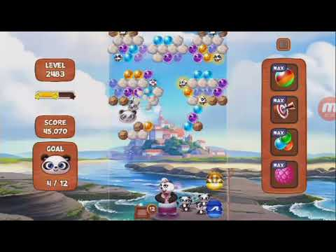Panda Pop- Level 2483