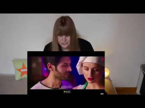Bollywood -Bom Diggy Diggy - Zack Knight - Jasmin Walia - Sonu Ke Titu Ki Sweety - German Reaction