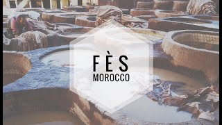 LOST IN FEZ | Morocco - Travel video