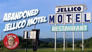 Abandoned Jellico Motel and KFC