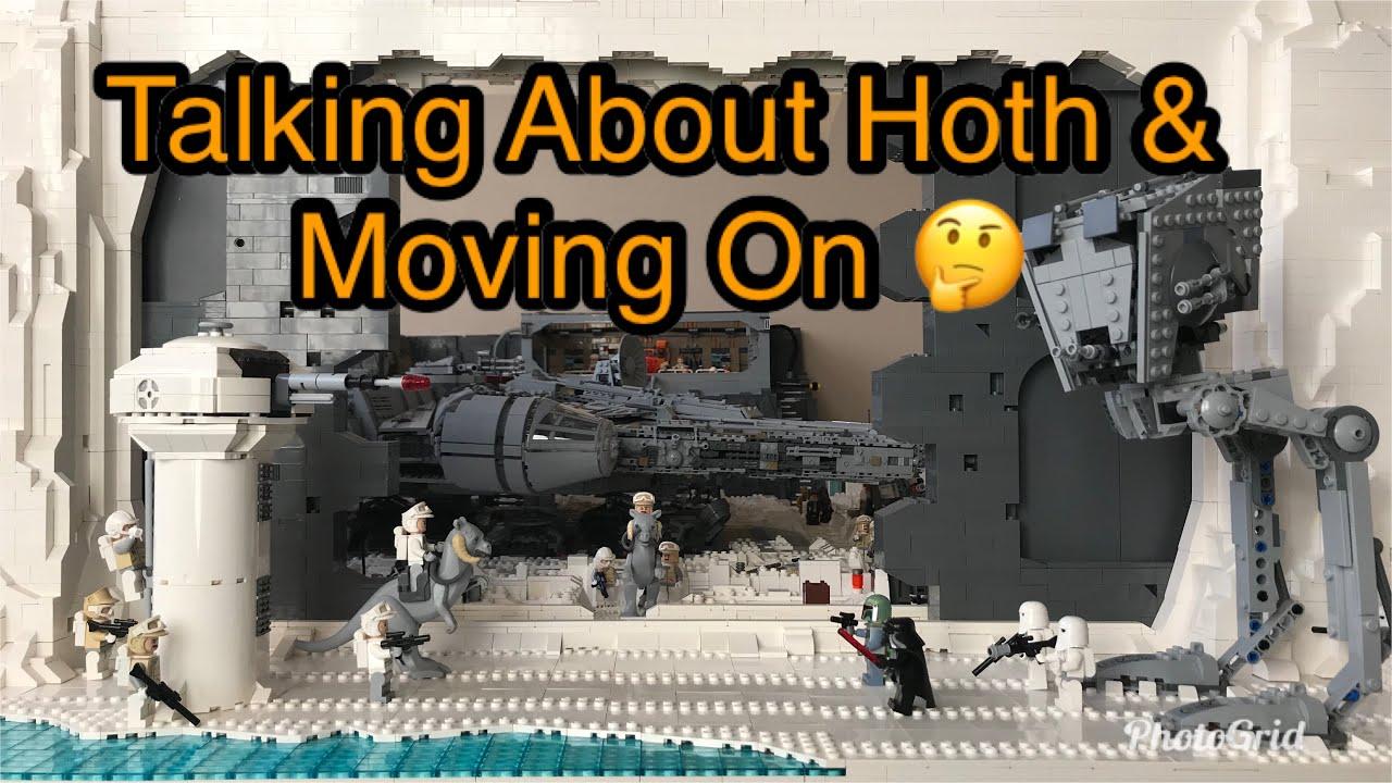 LEGO Star Wars Hoth MOC | Talking It Through