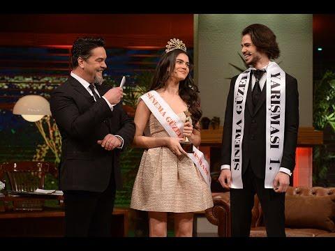 Sinemanın Kraliçesi Dilara Gülsün Meydancı Ve Kralı Orhan Öztürk Beyaz Show'daydı!