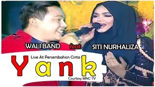 WALI BAND Feat SITI NURHALIZA [Yank] Live At Persembahan Cinta 23 (20-10-2014) Courtesy MNC TV