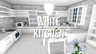 Tumblr Inspo Roblox Roblox Welcome To Bloxburg White Kitchen 21k Youtube