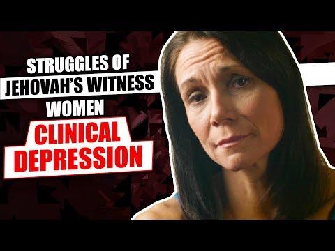 Struggles of JW Women - Kassie Meyer - Battled Clinical Depression