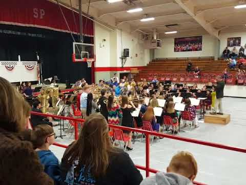 South Pontotoc High School Band Winter Concert