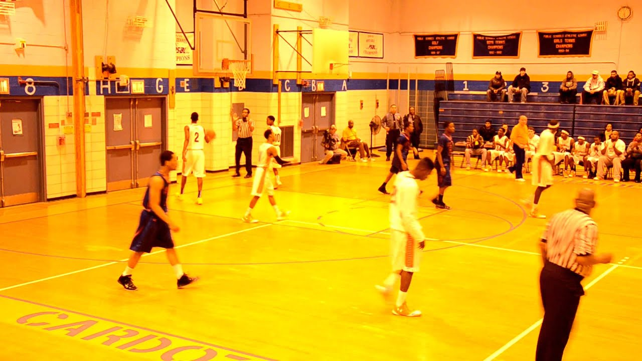 1 | Benjamin Cardozo High School ( Queens ) Vs Bayside ...