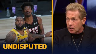Skip & Shannon make predictions for Game 2 of Lakers vs. Heat in NBA Finals | NBA | UNDISPUTED