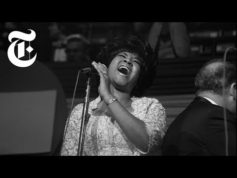 Remembering Aretha Franklin | NYT News