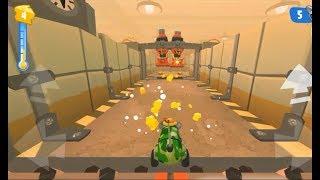 MouseBot Gameplay Walkthrough - Kids Video Game - Fun offline HD 1080p