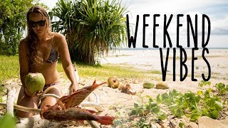 Exploring deserted islands near Nuku'alofa (Underwater Ally Adventures) Ep.11