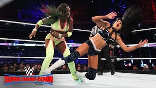 Naomi & Asuka upstage The IIconics' Australian homecoming: WWE Super Show-Down 2018 (WWE Network)