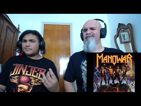 Manowar - Black Wind, Fire And Steel (Audio Track) [Reaction/Review]