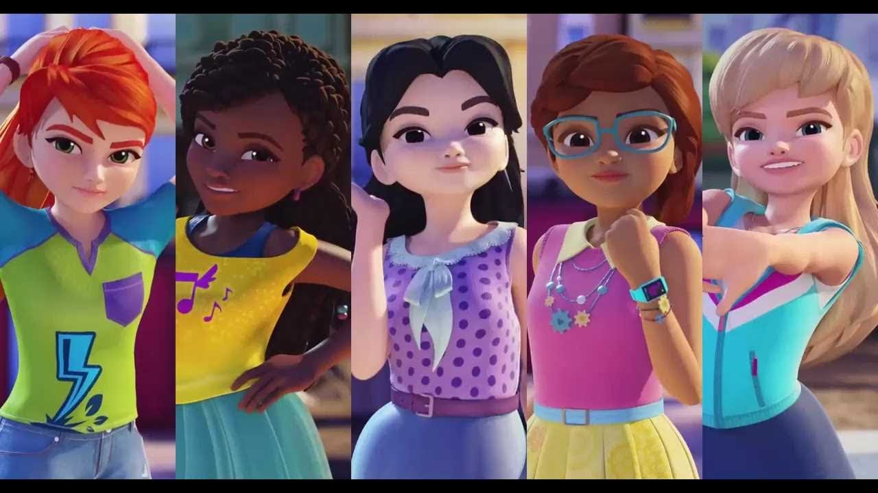 Lego Friends Film