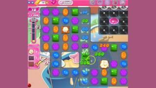 Candy Crush Saga Level 1598  -  no boosters