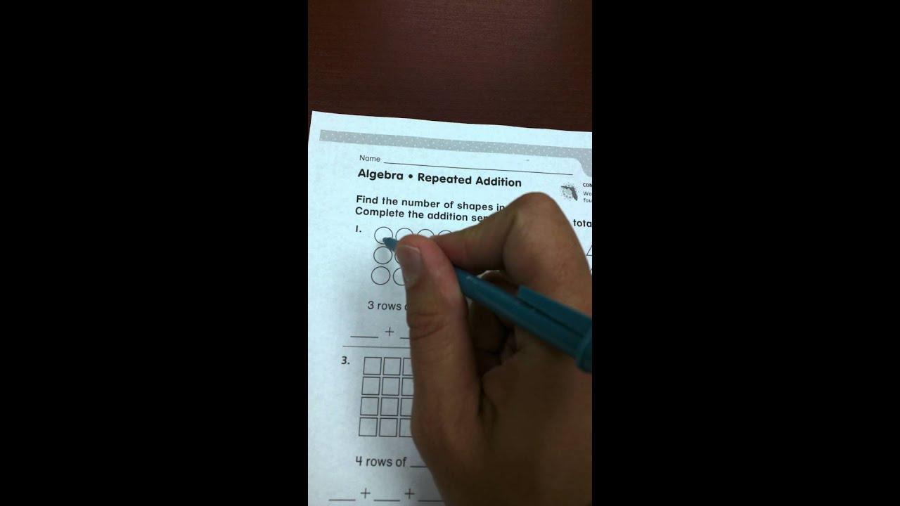 2nd Grade Go Math Lesson 3.11 - YouTube