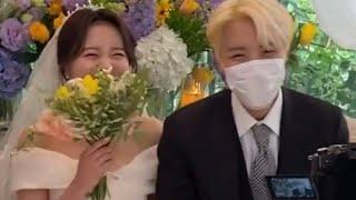 Wish you a happy married life J-Hope sister Jiwoo eonnie #Short #BTS #JHope #Jiwoo #Beautufulday