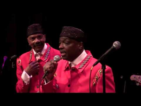 Wil Hart Delfonics 2015 Mother's Day Live Show