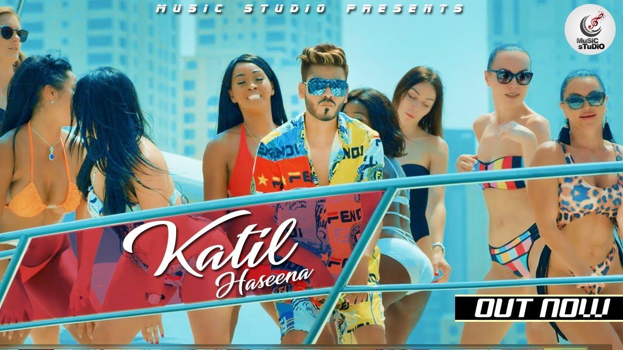 Katil Haseena : Farhan Sabir (Official Video) | Addy Nagar | STK | New Hindi Songs 2019