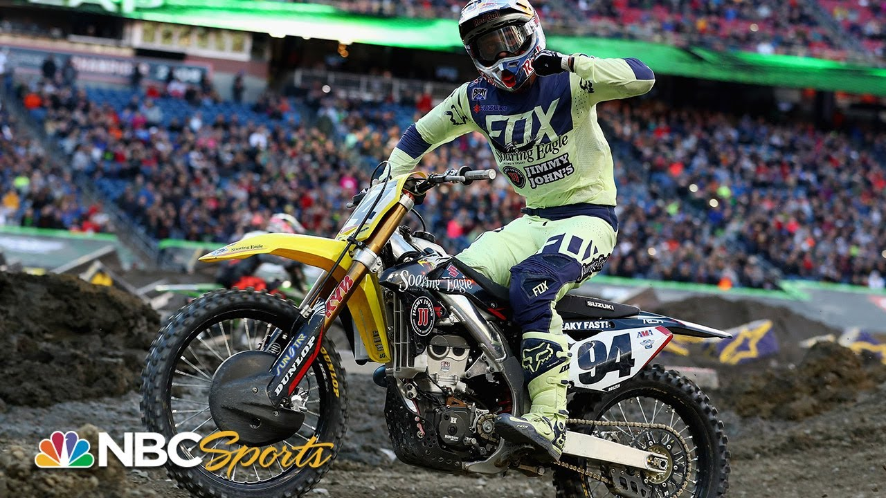 Previewing Lucas Oil Pro Motocross at High Point | Motorsports on NBC