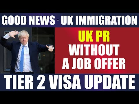 UK Immigration 2020 | PR without a job offer | International Students Visa | Study  In UK | Abroad
