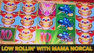 🎰🎰CASINO BONUS WINS WITH MAMA NORCAL @ Graton Casino | NorCal Slot Guy