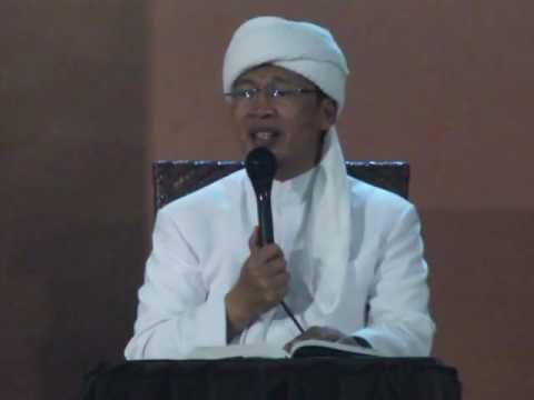 KAJIAN MA'RIFATULLAH_KH.Abdullah Gymnastiar_Ismul Azam-Nama Yg Teragung