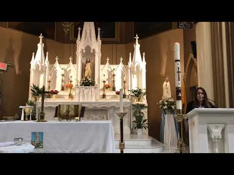 Holy Infancy School End of Year Mass & Awards - May 29 2020