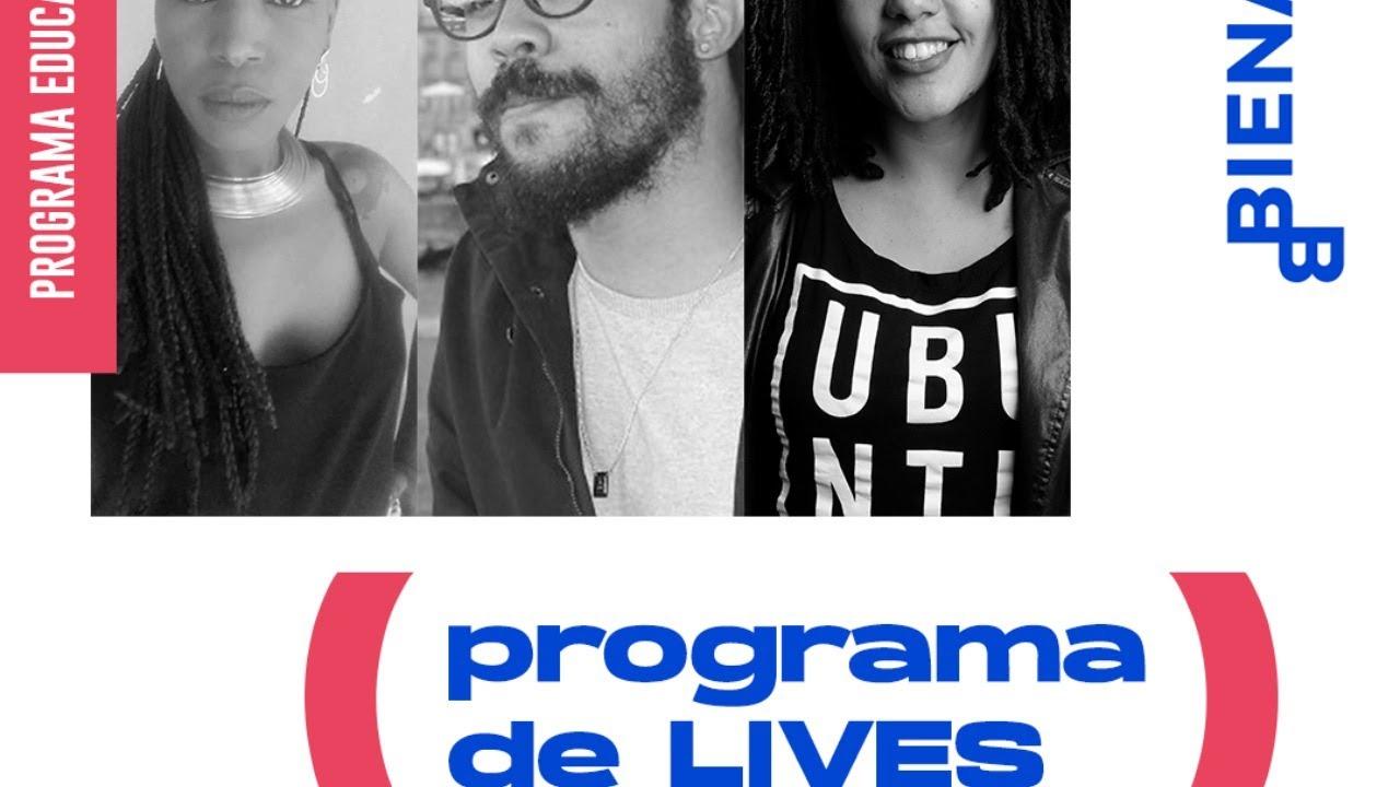 LIVE 16/07: Janaína Machado e Hugo Oliveira debateram cruzamento entre espaços de arte e periferia