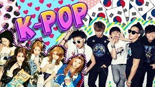 ISTO É K-POP!! | B3ATRIZ
