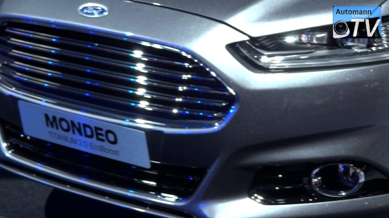 2013 Ford Mondeo Turnier Titanium 2.0(250hp) - In Detail (1080p FULL
