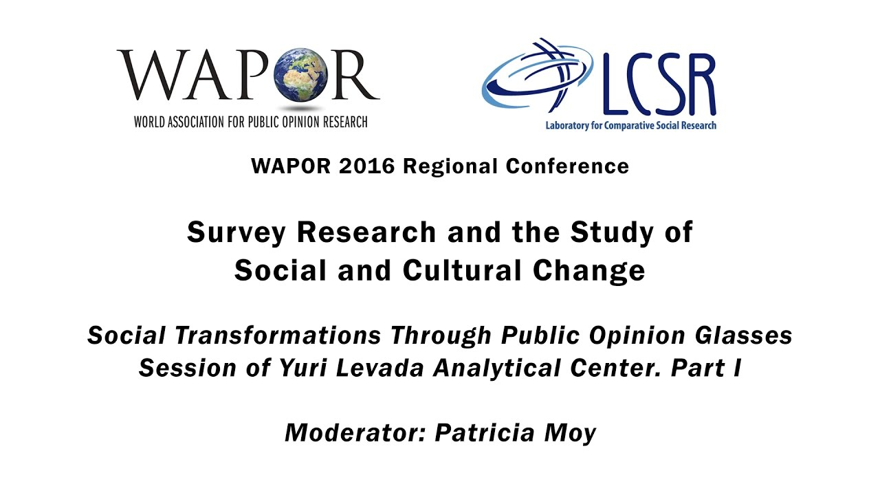conference papers american association for public opinion research Executive summary of paper presented at annual conference of american association of public opinion researchers, phoenix, arizona, may 13, 2011 basis of article submitted to socio-economic planning.