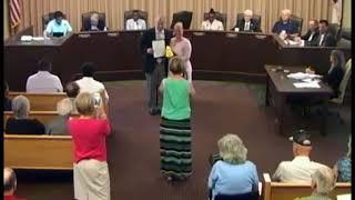 Goldsboro City Council Meetin 8-21-2017