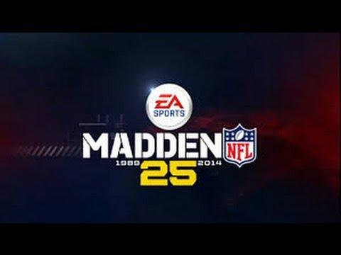 Madden 25 Tips - Peyton Manning Offense Part 1