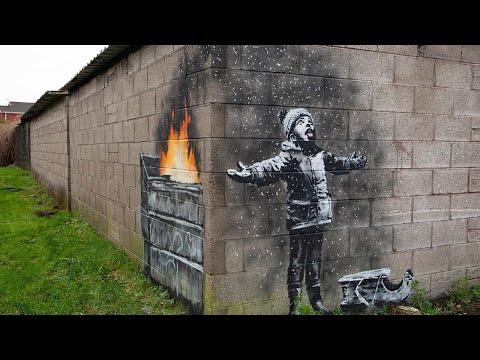 Banksy's Street Art | HIGHLIGHTS