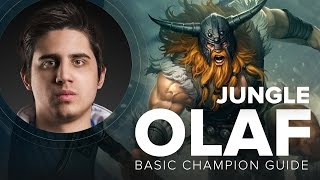 Olaf Jungle S5 guide by Team Liquid IWillDominate - Patch 5.14 | League of Legends