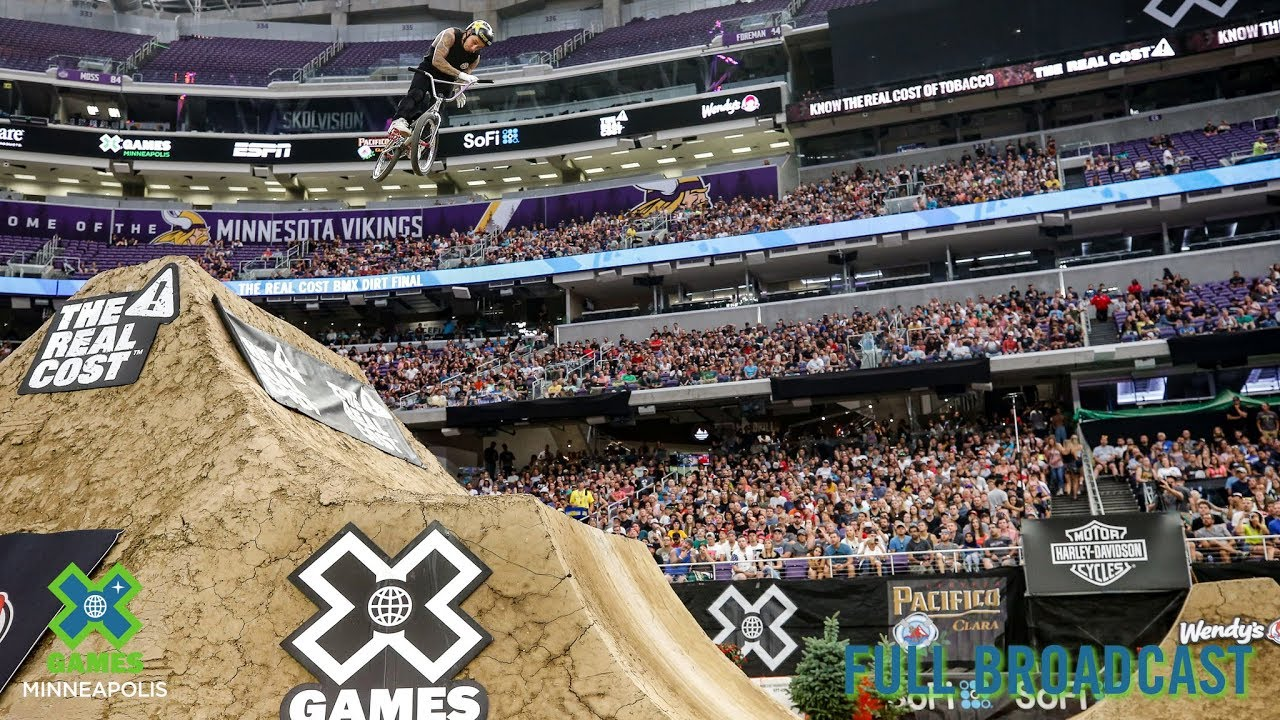 REPLAY: BMX Dirt | X Games Minneapolis 2019