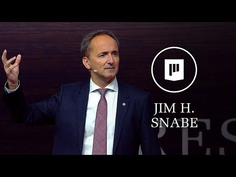 Jim Hagemann Snabe - How To Define The Ultimate Mission For Your Company