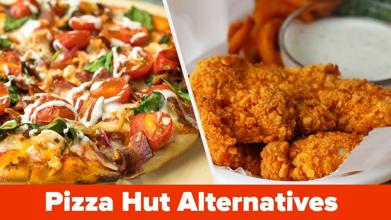 Make Pizza Hut Recipes At Home!