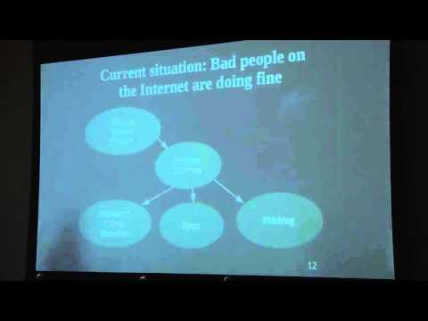 CITP Conference on Internet Censorship, Interference and Control - Roger Dindledine