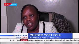 55-year-old woman set on fire in Machakos