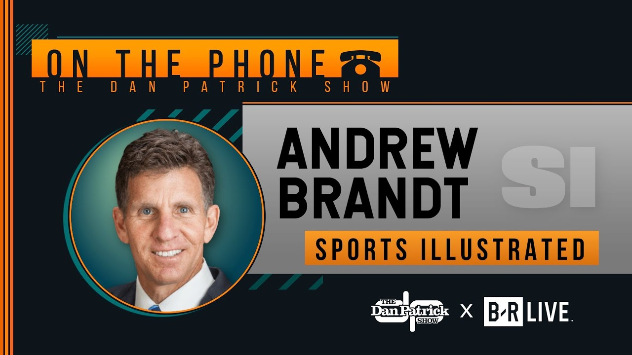 S.I.'s Andrew Brandt Talks New NFL CBA & More with Dan Patrick | Full Interview | 2/21/20