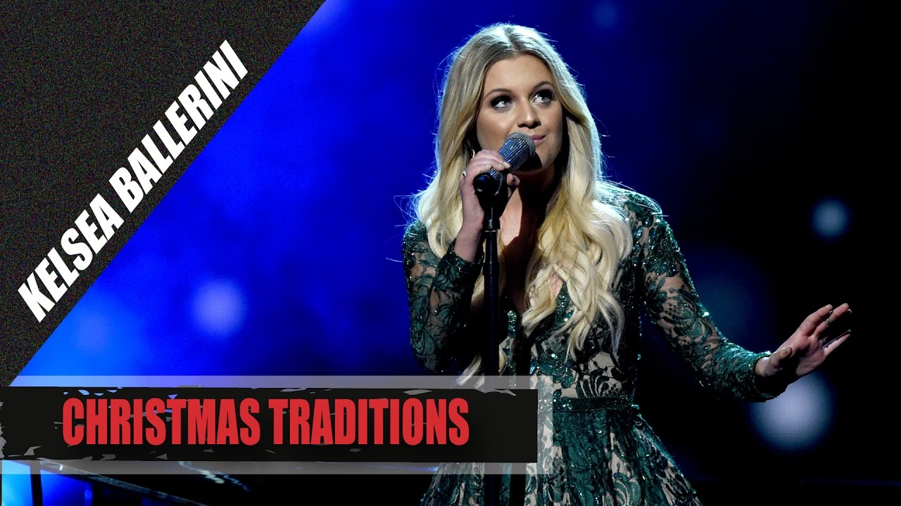 kelsea-ballerini-country-christmas-tradition-taste-of-country